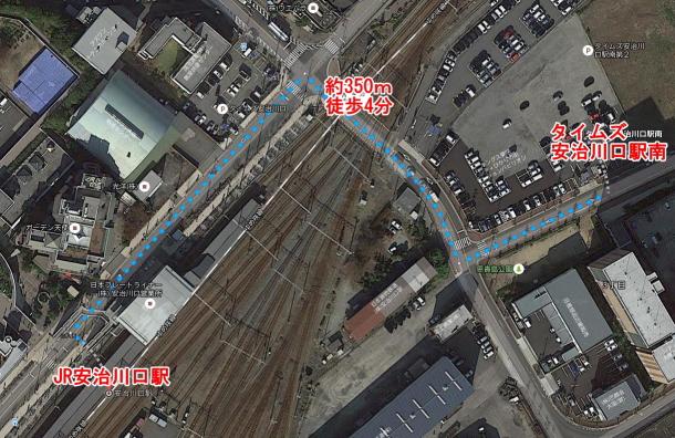 USJ タイムズ安治川口駅南 駐車場